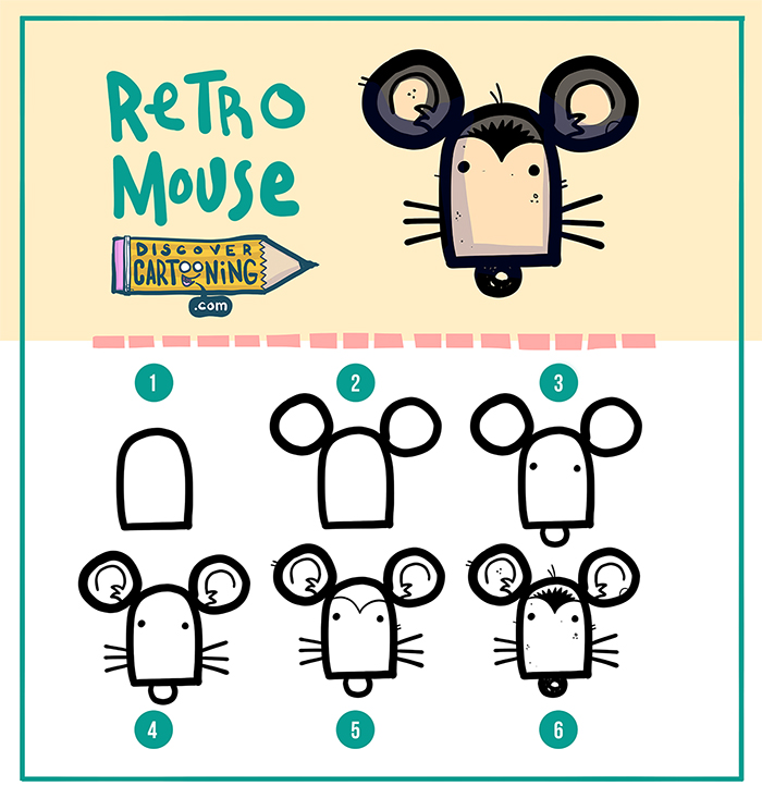 How-To-Draw-A-Mouse-01Retro