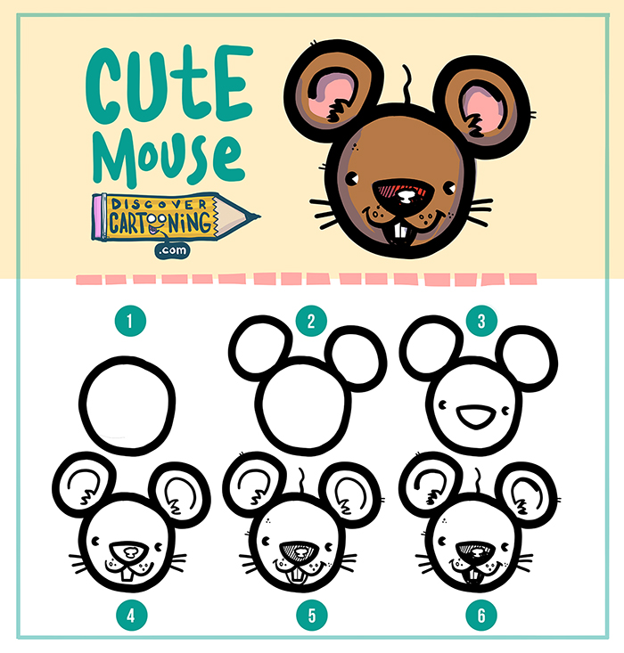 How-To-Draw-A-Mouse-07Cute