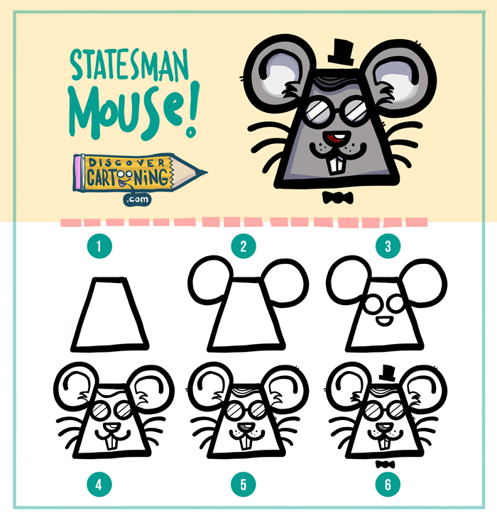 09Statesman Cartooning Step by Step