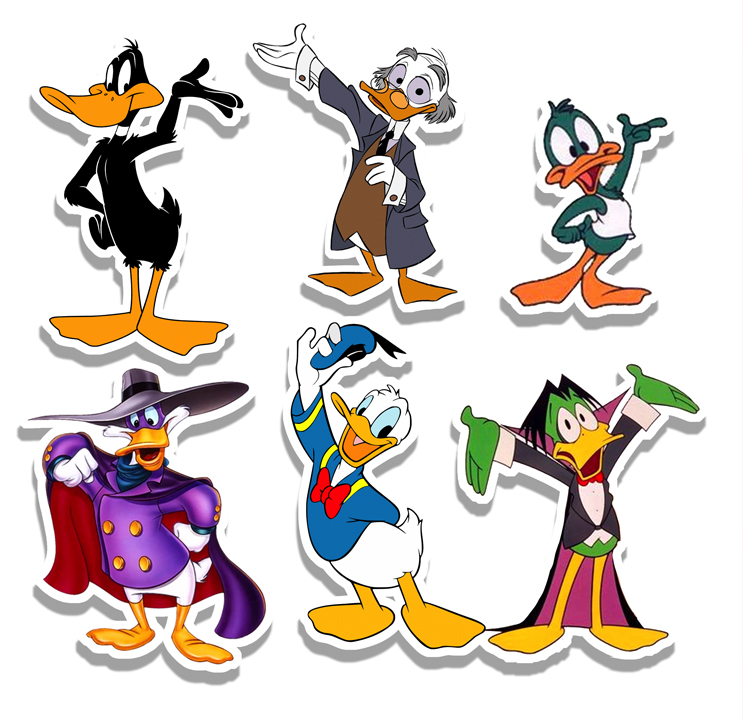 Why Are Cartoon Ducks Yellow Discover Cartooning